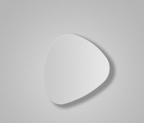 Bover Tria 02 weiß satiniert lackiert