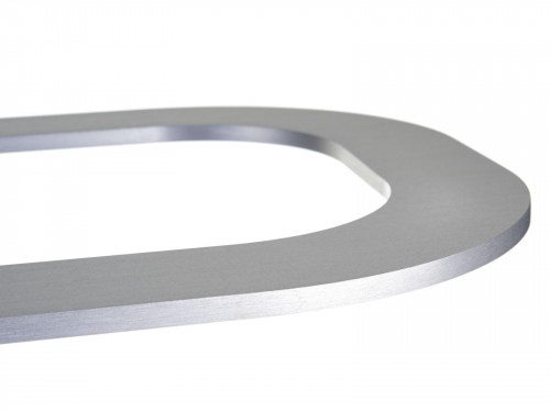 Byok Piani Lungo 140 Downlight Aluminium matt