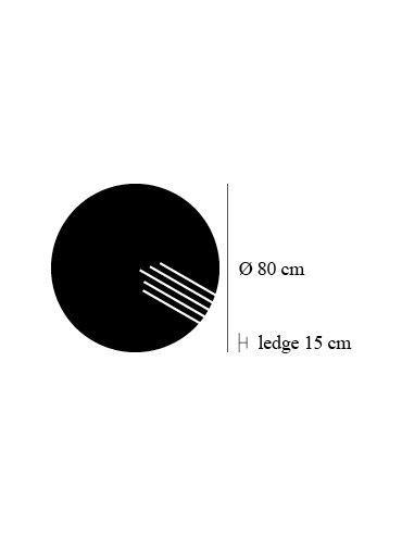 Catellani and Smith Full Moon 80 Grafik