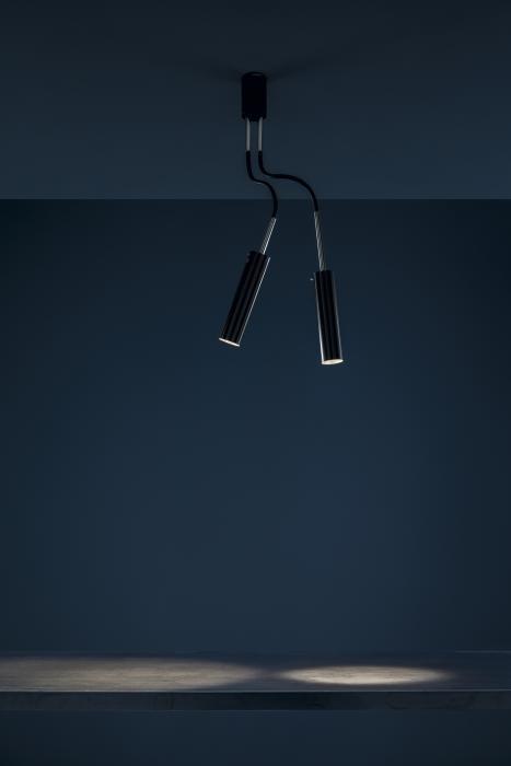Catellani & Smith Lucenera 206 Soffitto schwarz
