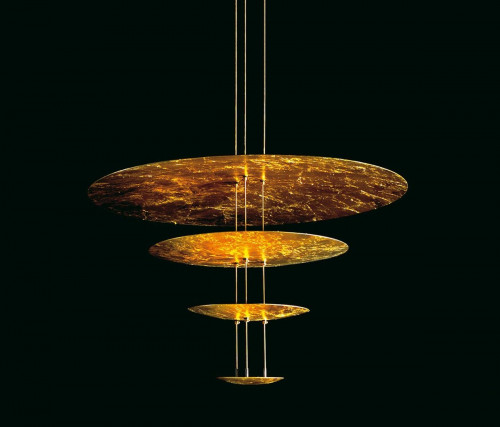 Catellani and Smith Macchina della Luce mod. A gold