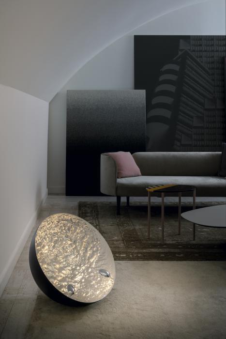 Catellani & Smith Stchu-Moon 01 60 cm silber