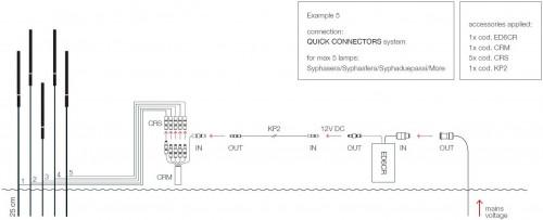 Catellani & Smith Syphafera Set 5 Grafik