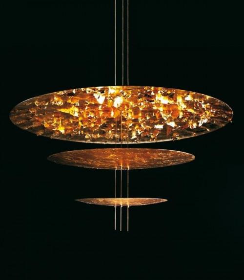 Catellani and Smith Macchina della Luce mod. C gold