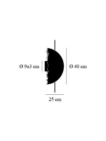 Catellani & Smith Post Krisi W 40 Grafik