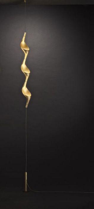 Cini & Nils Acqua Filo 3 Leuchten gold Uplight