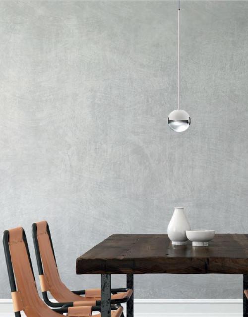Cini & Nils Convivio Pendelleuchte LED weiß