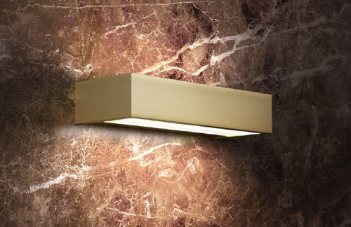Decor Walther Box 25 N LED gold matt