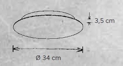 Escale Blade 34 cm Zubehör