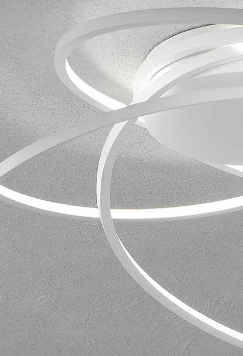 Escale Space 100 cm weiß