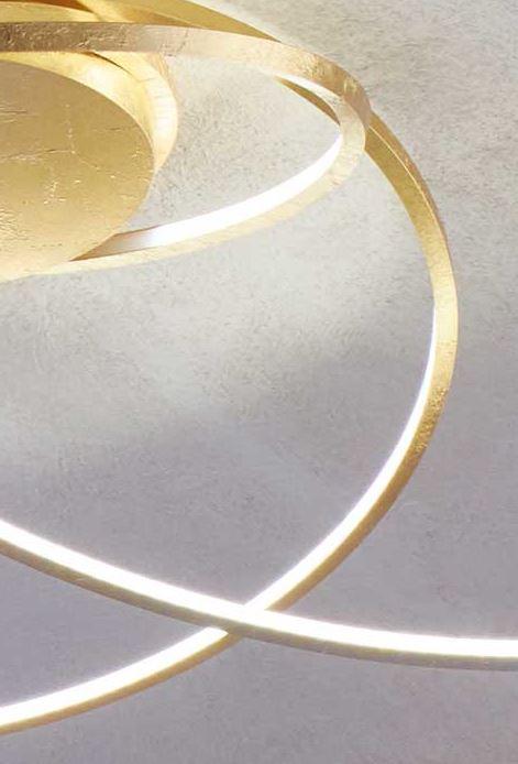 Escale Space 100 cm Blattgold