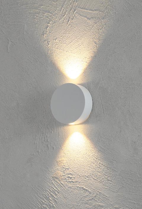 Escale Sun weiß matt