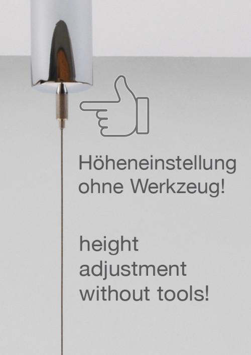 Florian Schulz P80-1 Höhenverstellbarkeit