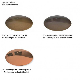 Florian Schulz Posa 36 Pendel Sonder-Oberflächen