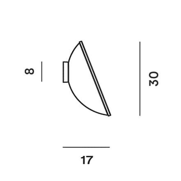 Foscarini Beep Grande Grafik
