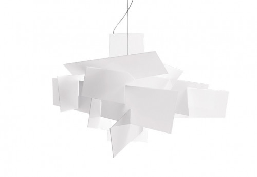Foscarini Big Bang L LED weiß