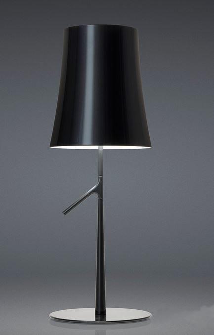 Foscarini Birdie LED Piccola Tavolo graphit