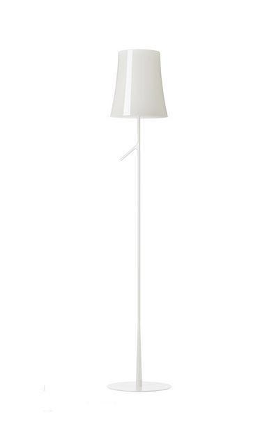 Foscarini Birdie LED Lettura weiß