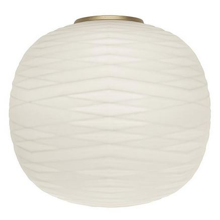 Foscarini Gem Parete Semi gold