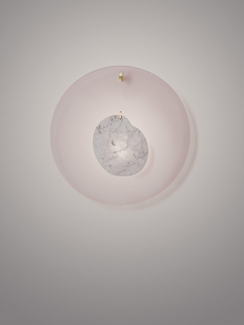 Foscarini Gioia Grande pink