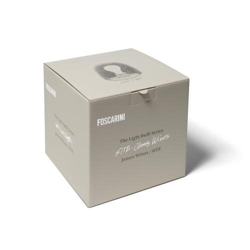 Foscarini Light Bulb weiß mit Verpackung