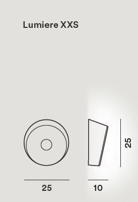 Foscarini Lumiere XXS Parete LED Ersatzteil