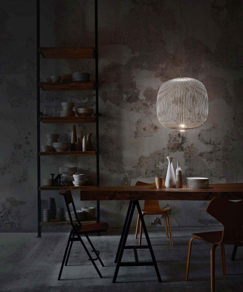 Foscarini Spokes 2 MyLight weiß