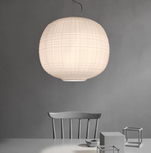 Foscarini Tartan LED weiß