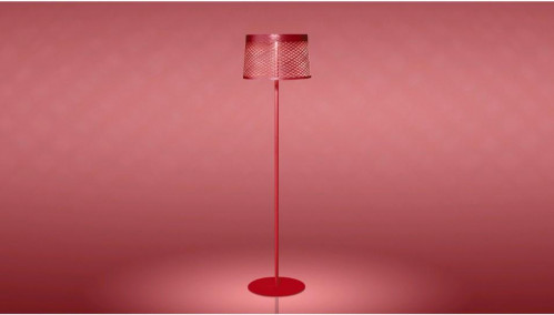 Foscarini Twiggy Grid Outdoor Lettura rot