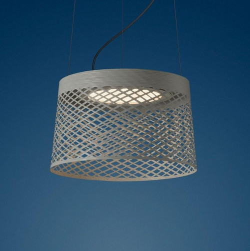 Foscarini Twiggy Grid Outdoor Sospensione greige