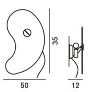 Foscarini Bit 1 Grafik