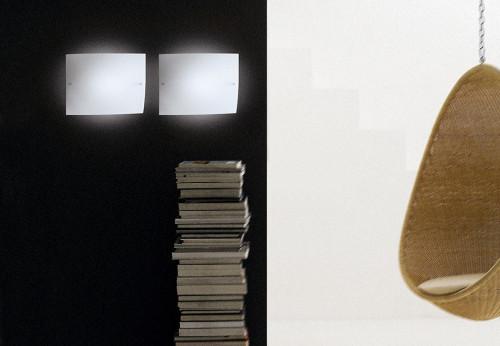 Foscarini Folio Grande Parete Demo