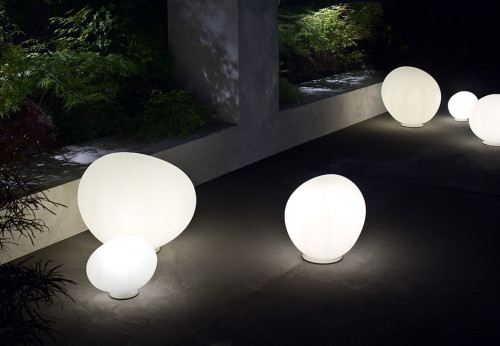 Foscarini Outdoor Gregg X-large, Media und Grande