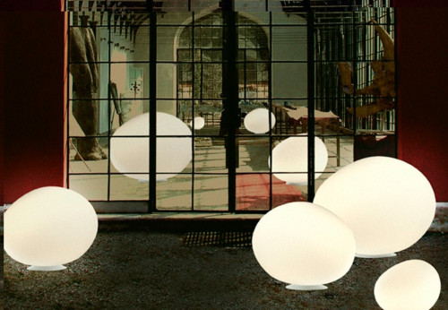 Foscarini Outdoor Gregg Grande, X-large und Media