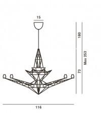 Foscarini Lightweight Ersatzteil
