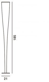 Foscarini Mite Grafik