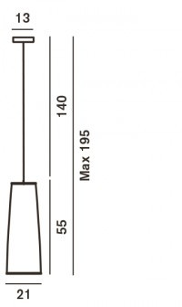 Foscarini Tite 2 Ersatzteil