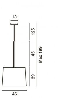 Foscarini Twiggy Grande Ersatzteil