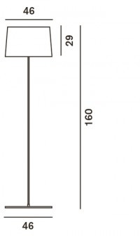 Foscarini Twiggy Terra Ersatzteil