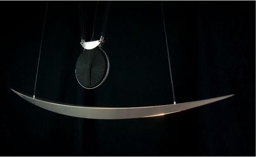 Gio En-Tece-Em silber LED