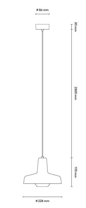 Grupa Arigato Pendant Grafik