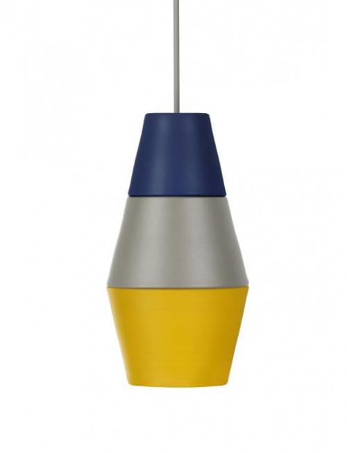 Grupa Ili Ili Nighty Night Version 8, blau-grau-gelb