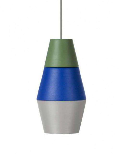 Grupa Ili Ili Nighty Night Version 9, grün-blau-grau