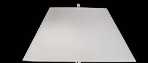Holtkötter 2541 50 cm Ersatzschirm weiß