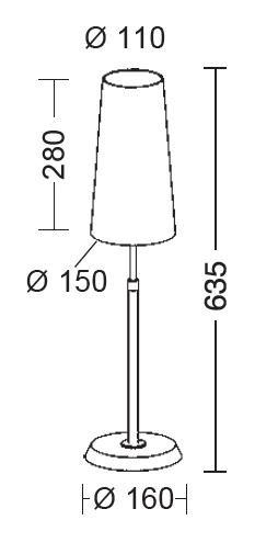 Holtkoetter 6263 15cm Ersatzteil