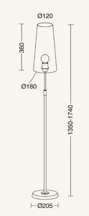 Holtkötter 6354 18cm Ersatzteil