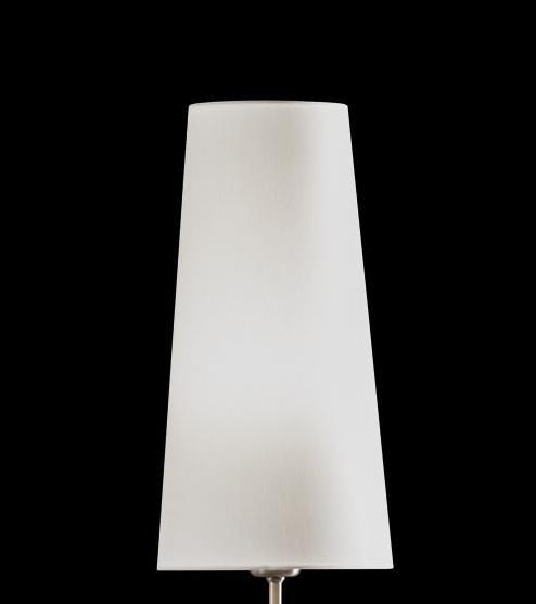 Holtkötter 6354 18cm Ersatzschirm weiß