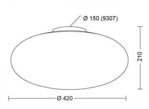 Holtkötter Amor D Durchmesser 42 cm Grafik
