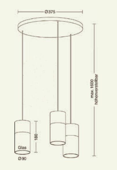 Holtkötter Aura R3 Glas Grafik
