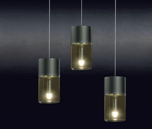 Holtkötter Aura R3 Platin, Gläser amber